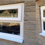 UPVC windows for a smart and maintenance free finish