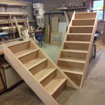 Stairs in the making