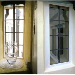 Genuine leadlight window